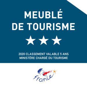 Meublé-de-Tourisme-Villa Bruyeride